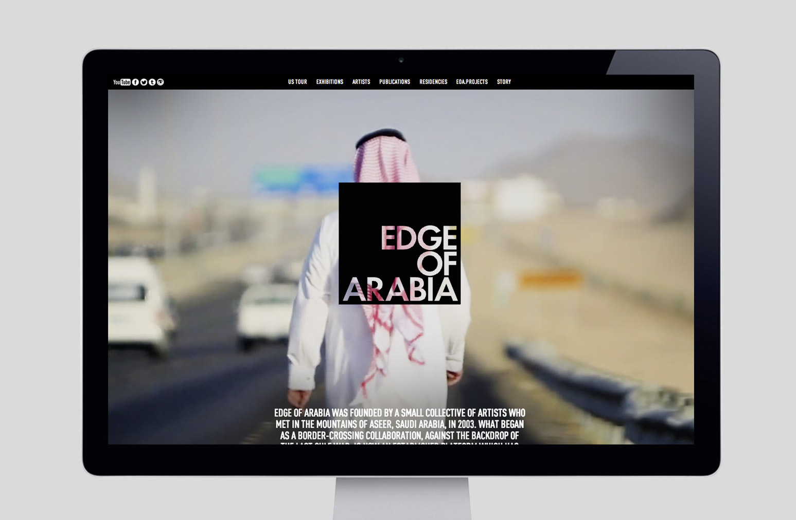 Edge Of Arabia Website 01 One Darnley Road
