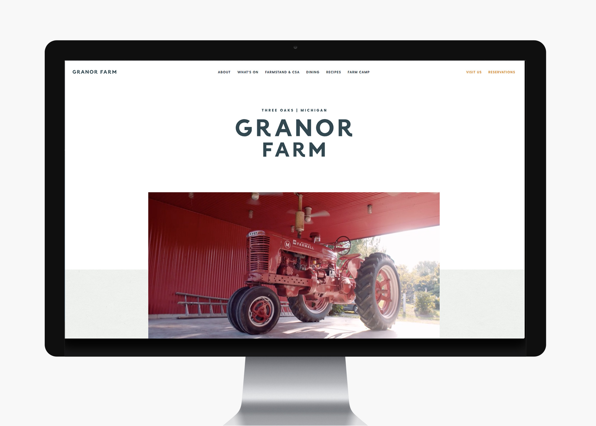 One Darnley Road Granor Farm Website 01