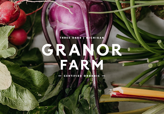 One Darnley Road Branding + Digital | Work | Granor Farm