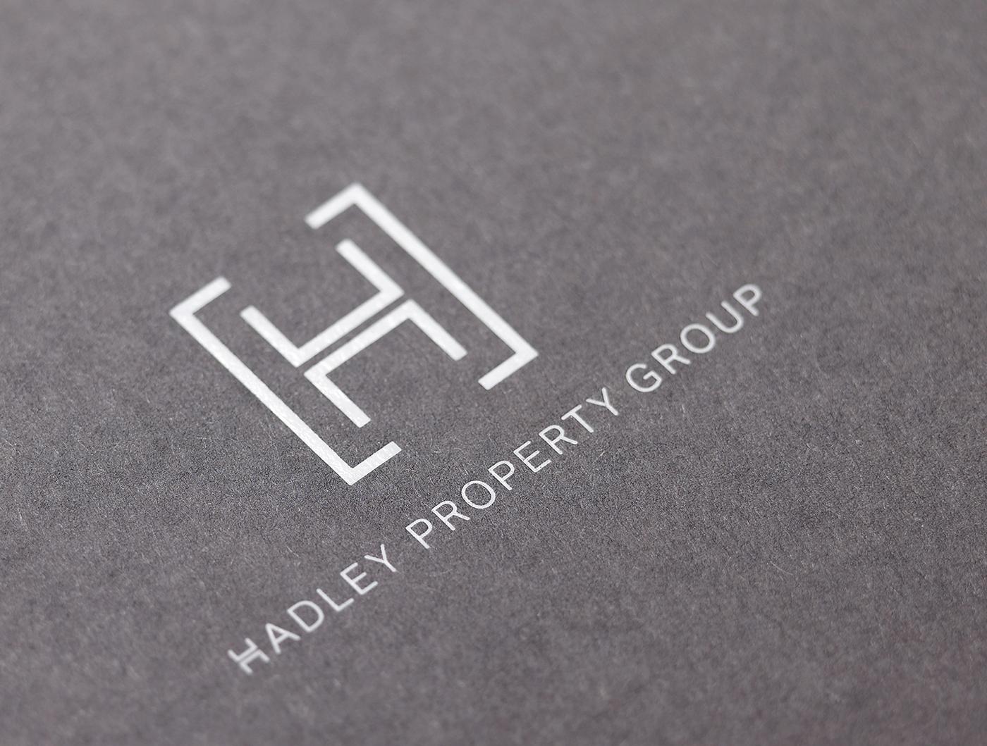 Hadley Rebrand Stationery 06 One Darnley Road