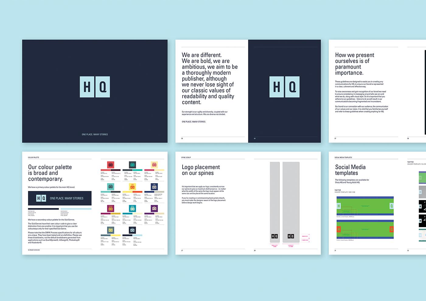 Beste Corporate Style Guide Vorlage Zeitgenössisch - Beispiel ...