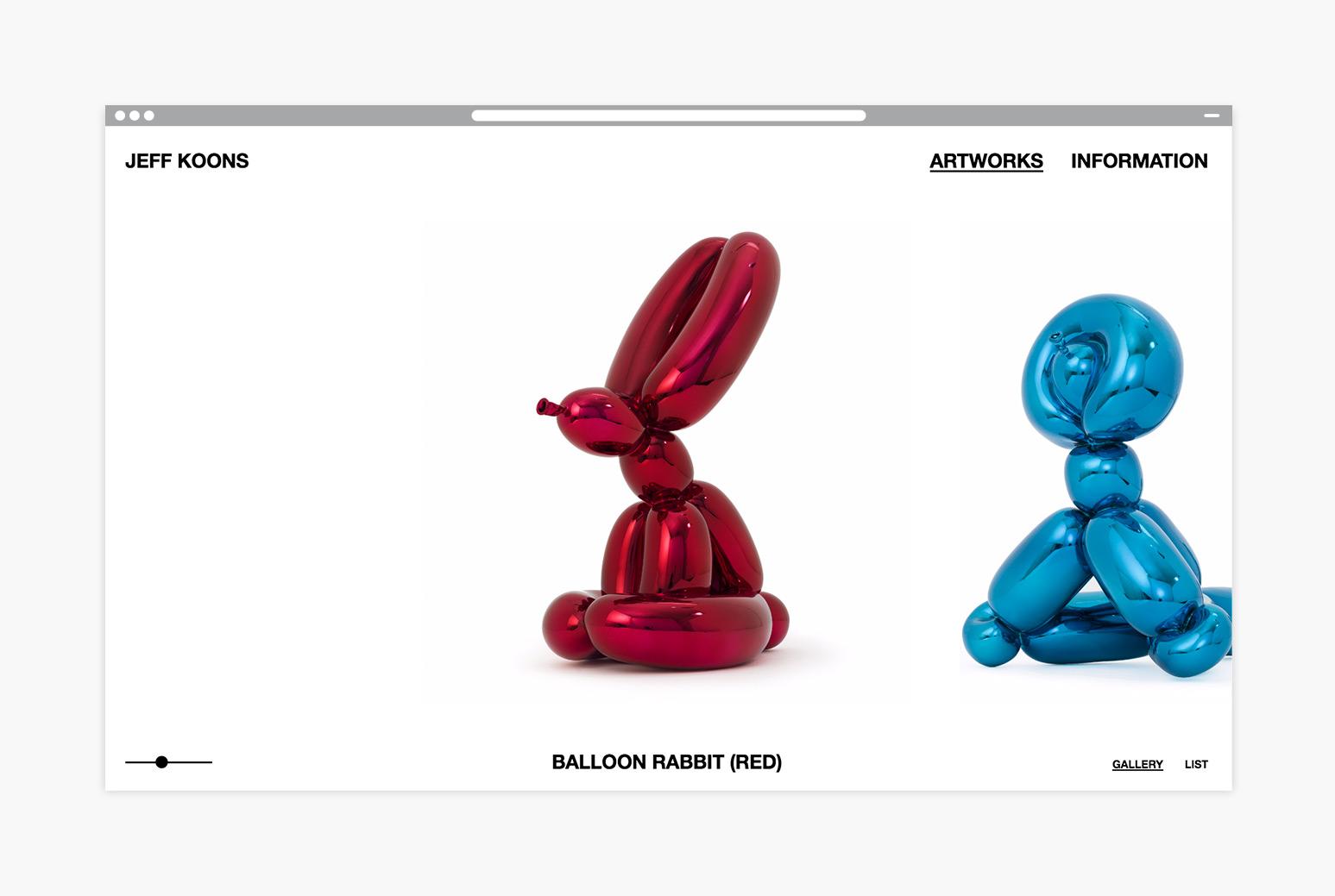 One Darnley Road Jeff Koons Website 02
