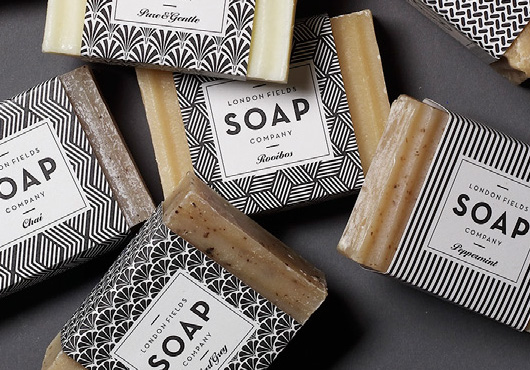 One Darnley Road Branding + Digital | Work | London Fields Soap Company